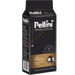 Pellini - Gusto Bar Cremoso, 250gr αλεσμένος