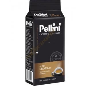 Pellini - Cremoso, 250gr αλεσμένος