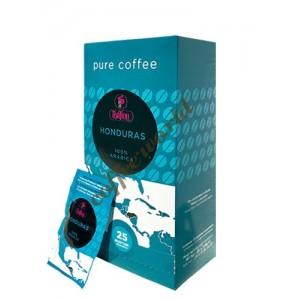 Portioli  - Honduras single origin, 25x χάρτινες ταμπλέτες καφέ