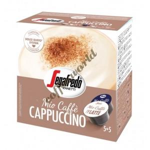 Segafredo - Cappuccino, 10x dolce gusto συμβατές