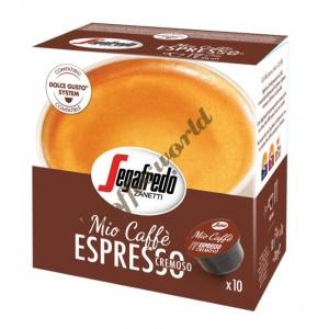 Segafredo - Cremoso, 10x dolce gusto συμβατές