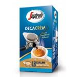 Segafredo - Deca Crem, 18x χάρτινες ταμπλέτες καφέ