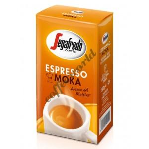 Segafredo - Espresso Moka, 250g αλεσμένος