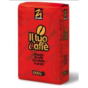 Zicaffe - Il Tuo Caffè, 1000g σε κόκκους