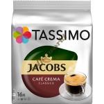 JACOBS - Caffe Crema classico, 16x