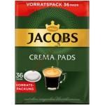 Jacobs crema pads 36 τεμ.