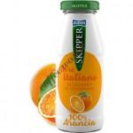 Χυμός Skipper πορτοκάλι 100%, 200ml