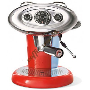 Francis Fransic X7.1 IPERESPRESSO Coffee Machine Red