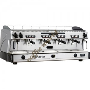 La Spaziale super 4gr, gas