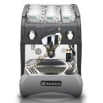 Rancilio Epoca ST1 Gray Coffee Machine