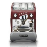 Rancilio Epoca ST1 Red Coffee Machine