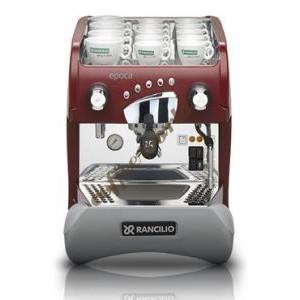 Rancilio Epoca ST1 Red Coffee Machine