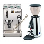 Rancilio Silvia New 2012 V3 and Macap M2 On Demand Coffee Grinde