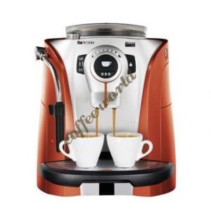 Saeco Odea Giro Orange Espresso Coffee Machine