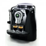 Saeco Odea Giro Plus Black Espresso Coffee Machine