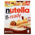 Nutella b-ready 6 τμχ