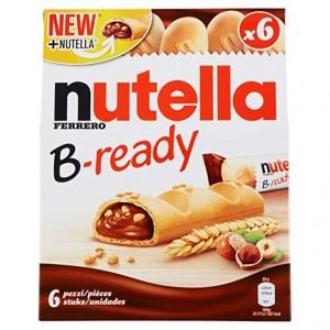 Nutella b-ready 6 τμχ