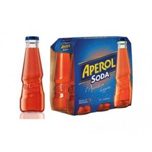 Aperol soda, 125ml