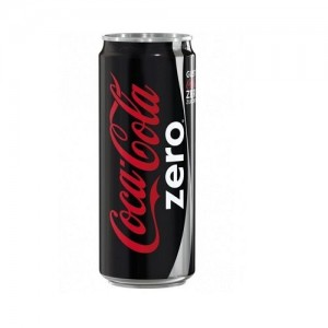 Coca Cola zero - χωρίς ζάχααρη, 330ml