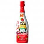 Μη αλκοολούχο ανθρακούχο ποτό με γεύση φράουλας, 750ml