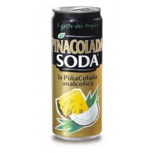Αναψυκτικό με γεύση Pinacolada