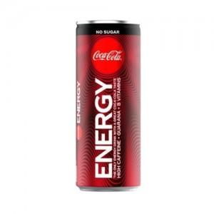 Coca Cola Zero - Energy, 250ml