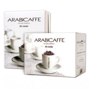 Arabicaffe - Espresso, 50x χάρτινες ταμπλέτες