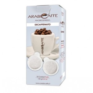 Arabicaffe - Espresso, 18x χάρτινες ταμπλέτες