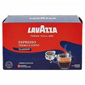 Lavazza - Crema e Gusto, 18x χάρτινες ταμπλέτες
