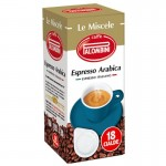 Palombini - Cialde Arabica, 18x χάρτινες ταμπλέτες καφέ