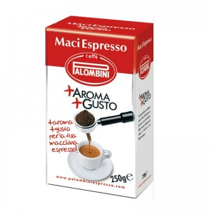 Palombini - Maci Espresso, 250g αλεσμένος
