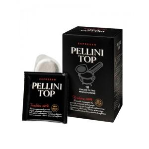 Pellini - Top 100% Arabica, 18 τμχ χάρτινες ταμπλέτες