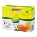 Ristora - τσάι με λεμόνι, συμβατές Nespresso, 10 τμχ