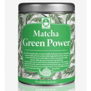 Tiziano Bonini - Matcha green power, 80g