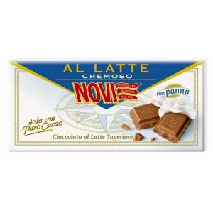 Novi - σοκολάτας γάλακτος με κρέμα