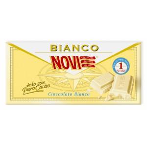 Novi - λευκή σοκολάτα.