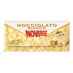 Novi - λευκή σοκολάτα με ολόκληρα φουντούκια.