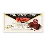 Novi - Μαύρη σοκολάτα με 72% κακάο.