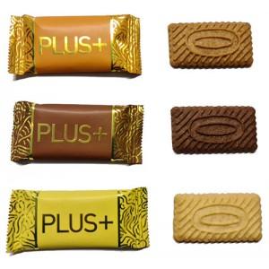 Μπισκότα - Plus, 200τμχ