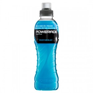 Powerade - Βατόμουρο, 500ml