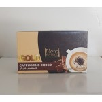 Neronobile - Cappuccino Choco, 10x στικ στιγμιαίου ροφήματος