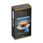 Neronobile - Decaffeinato, 10x nespresso συμβατές κάψουλες