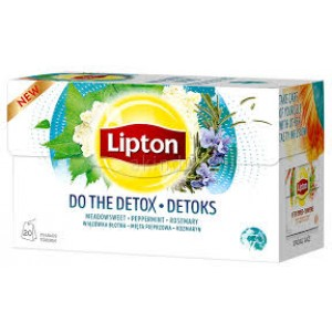 Lipton - Do the Detox, 20τμχ