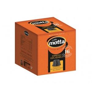 Caffe Motta - Espresso 100% Arabica, 16x συμβατές κάψουλες Dolce Gusto