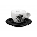 Lucaffe - Espresso Cup with Saucer Mr. Exclusive