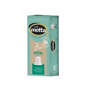 Caffe Motta - Bio, 10x nespresso συμβατές