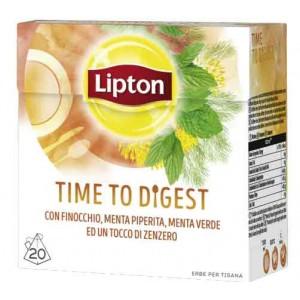 Lipton - Time to Digest, 20τμχ