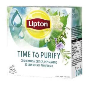 Lipton - Time to Purify, 20 τμχ