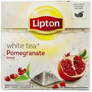 Lipton - White Pomegranate, 20τμχ