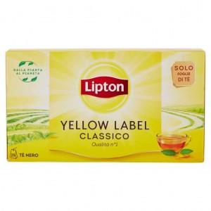Lipton - Yellow Label Classico, 25τμχ